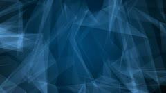 Animated ice background Stock Footage