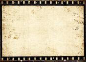 Stock Photo of VINTAGE FILM