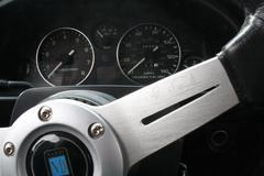 Sports Car Gauges - stock photo