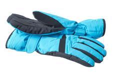 Isolated gloves Stock Photos