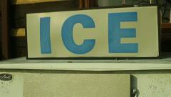 Icebox fred state Stock Footage