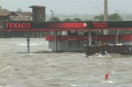 Hurricane Storm Surge Stock Footage