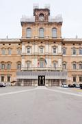 Military academy of modena, italy Stock Photos