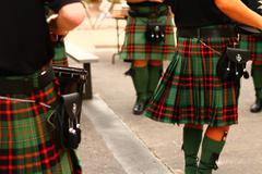 Celtic festivity - stock photo