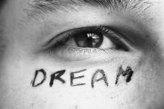 Dreamer - stock photo