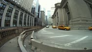 New York City - 5th Ave Stock Footage