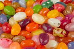 jellybeans - stock photo
