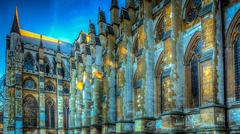 Hdr image of westminster cathedral Stock Photos