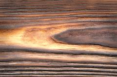 Old, grunge brown wood panel Stock Photos