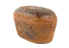 rye bread - stock photo