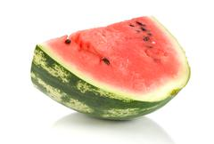 juicy watermelon - stock photo