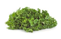 parsley - stock photo