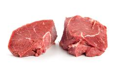 Stock Photo of red meat