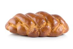 sweet bread - stock photo