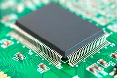 Motherboard Stock Photos