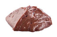 Beef liver Stock Photos