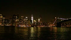 New York City- Skyline 5 Stock Footage