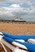 Stock Photo of seasideholiday resort eastbourne pier england