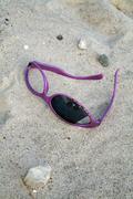 Sunglassses shades end of season Stock Photos