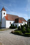 Stock Photo of danish church