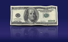 dollars laundering money fresh - stock photo