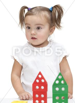 Stock photo of Baby Builder