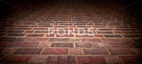 Stock photo of brick wall abstract background