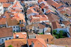 leiria, portugal - stock photo