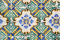 Stock Photo of tiles, azulejos