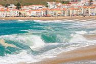 Stock Photo of nazare, portugal