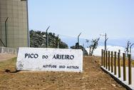 Pico arieiro, madeira Stock Photos