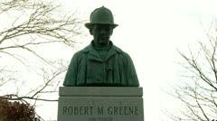 Robert M. Greene Memorial Stock Footage