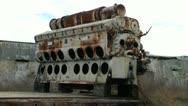 Train Engine Stock Footage
