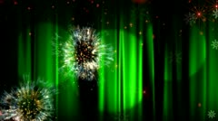 New year By 2013 new design special 12 Stock Footage