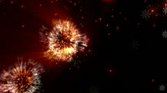 New year By 2013 new design special 4 Stock Footage