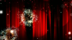 New year By 2013 new design special 8 Stock Footage