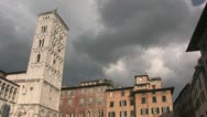 Stock Video Footage of Lucca