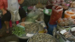Spice market Stock Footage