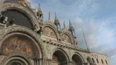 Piazza San Marco Stock Footage
