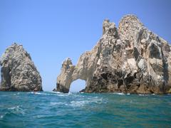 El Arco de Cabo San Lucas Stock Photos