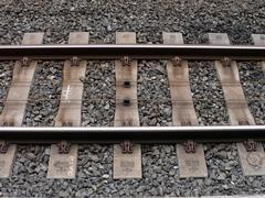 Stock Photo of railway background