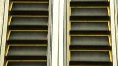 Moving elevator Stock Footage