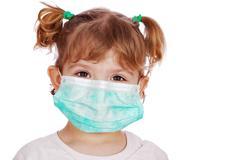 little girl doctor.JPG - stock photo