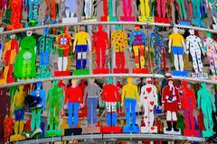 human figures - stock photo