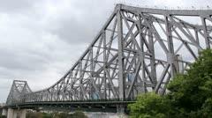 Brisbane Bridge Stock Footage