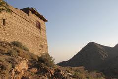 Vuori linnoitus Afganistanissa (HD) c Kuvituskuvat