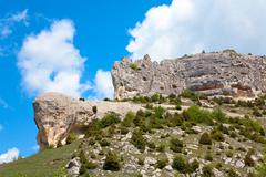 Stock Photo of spring crimea landscape (ukraine).