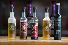 Stock Illustration of Tequila bottles illustration Mexico