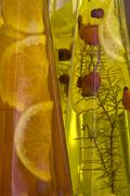 Stock Photo of Colourful grappa