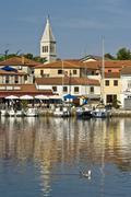 Novigrad seaside - stock photo